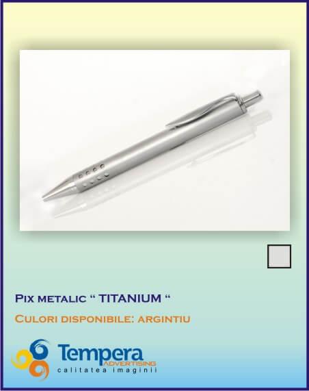 pix metalic titanium tp-m04-1